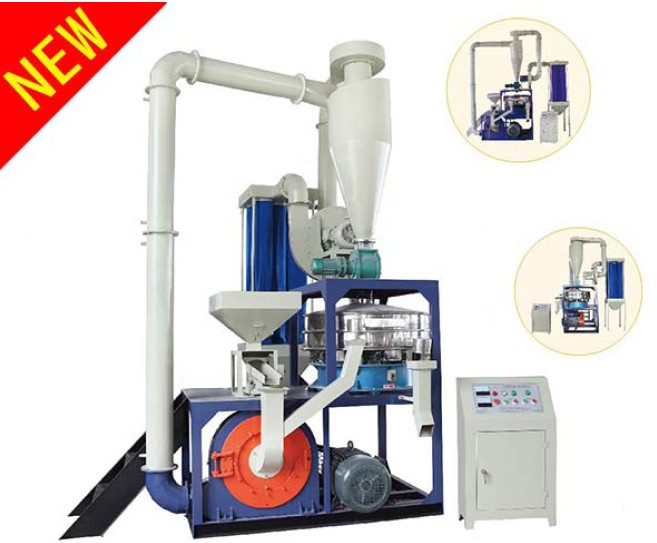 Rubber Fine Milling Machine