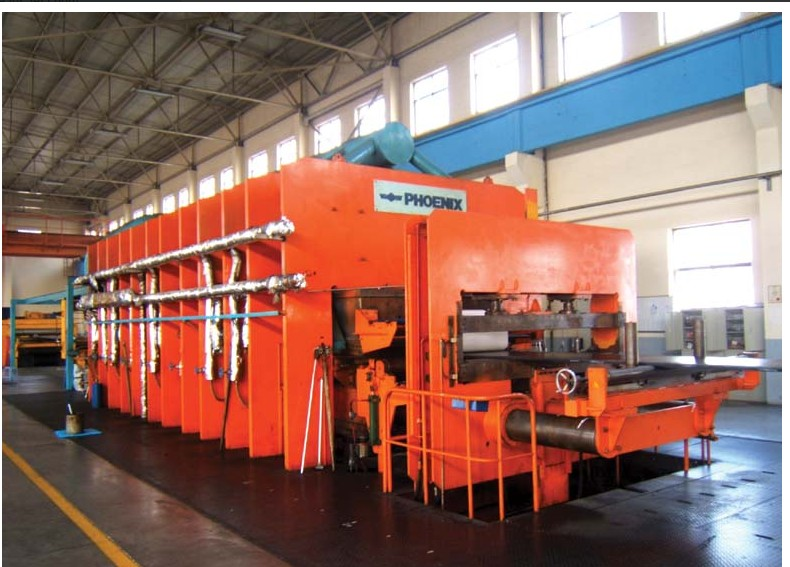 Rubber Belt Hydraulic Presses