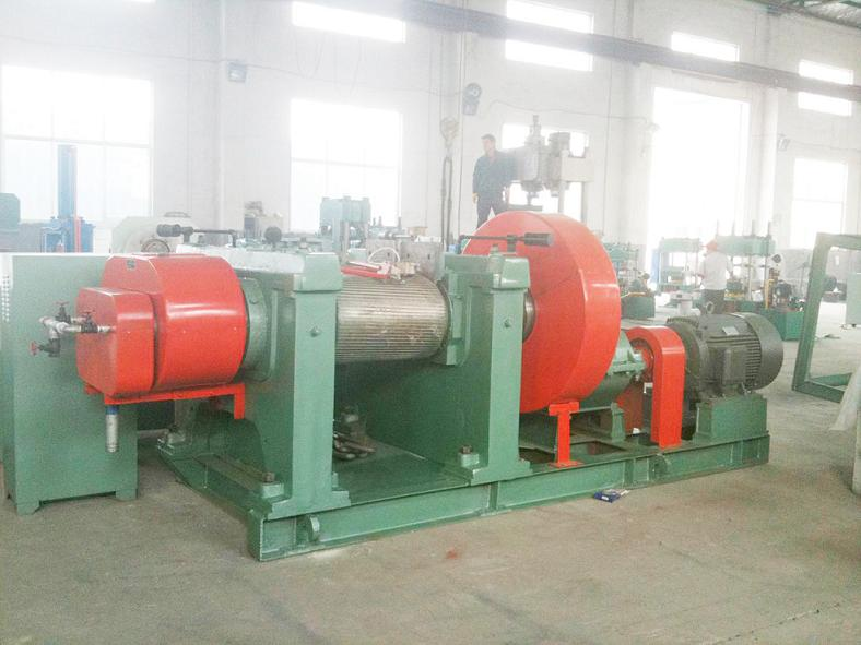 Waste Tyre Rubber Powder Machine