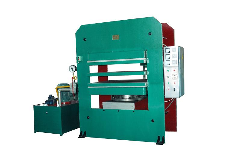 Rubber Moulding Press(Frame Type)