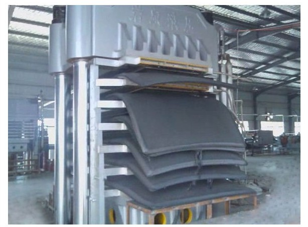 EVA Tyres Foam Press, EVA Foam Press, PE Foam Press