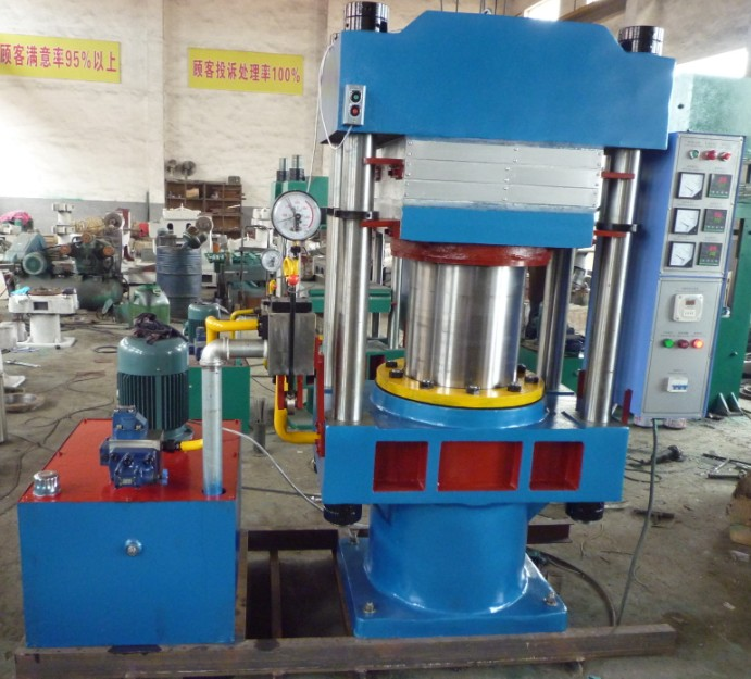 2.00MN Rubber Molding Press(Four-Column Type)
