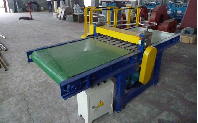 Infinite Slitting Machine