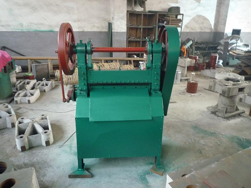 Rubber Cutting Machine(Wheel Type)