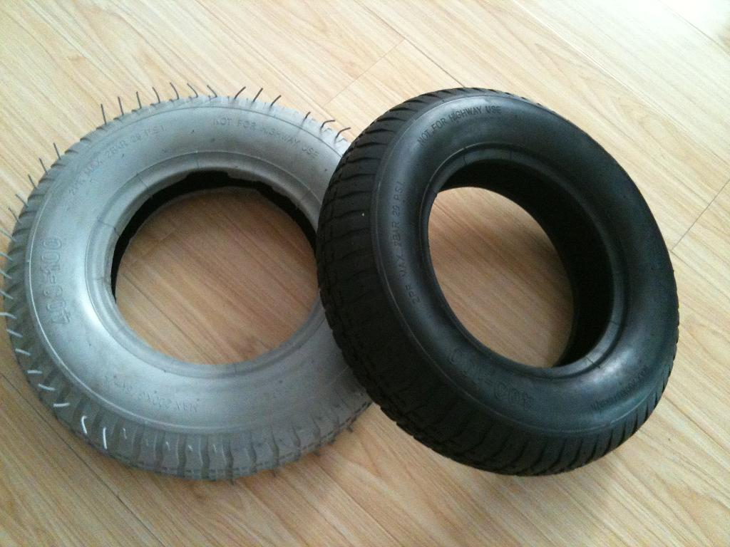 European Standard  Small Cart Tyre