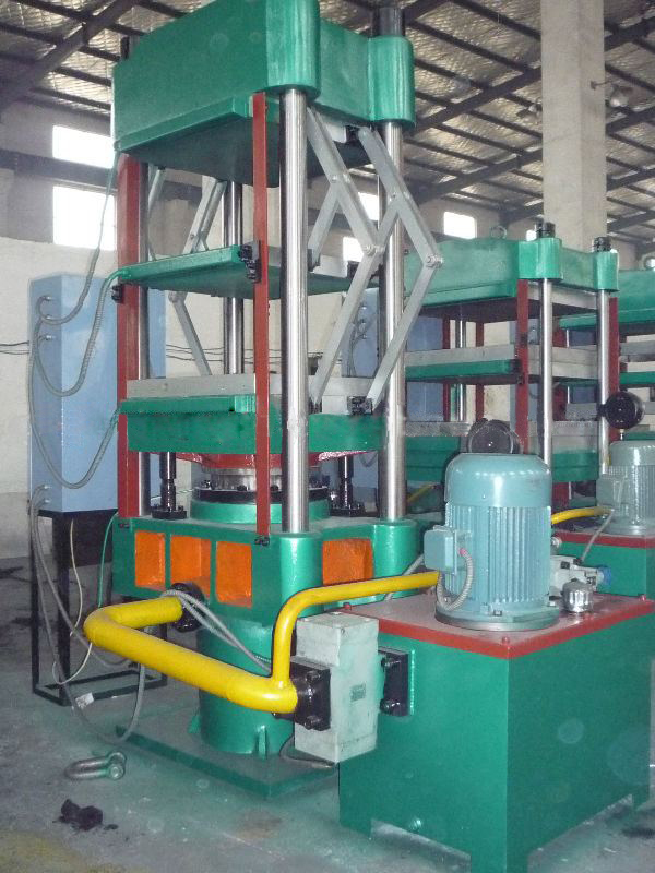 EVA PE Foam Press,EVA Mat Foaming Press Machine