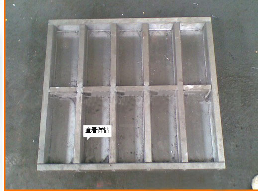 220×100-01 Rubber Tiles Mold