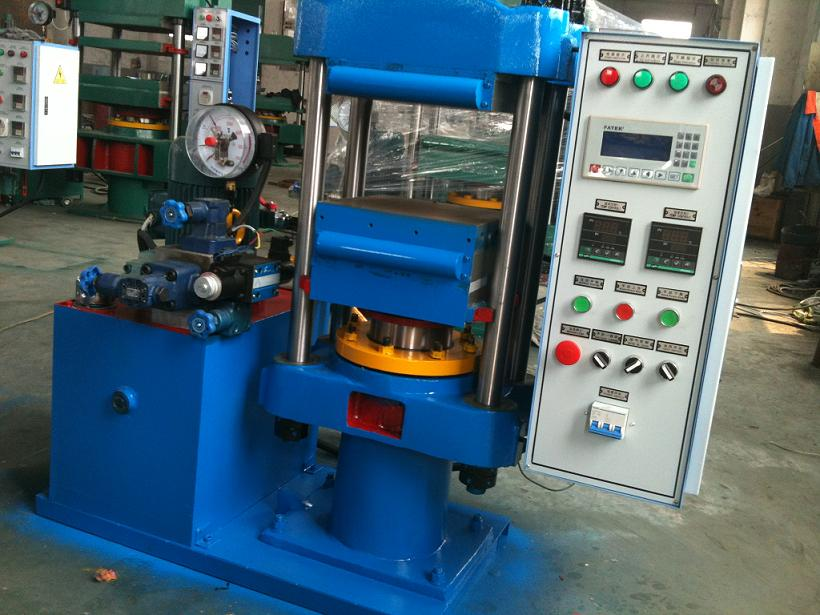 Laboratory Press Machine by PLC