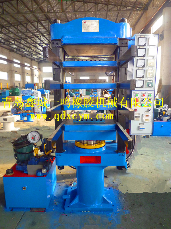 Rubber Tiles Moulding Press Machine