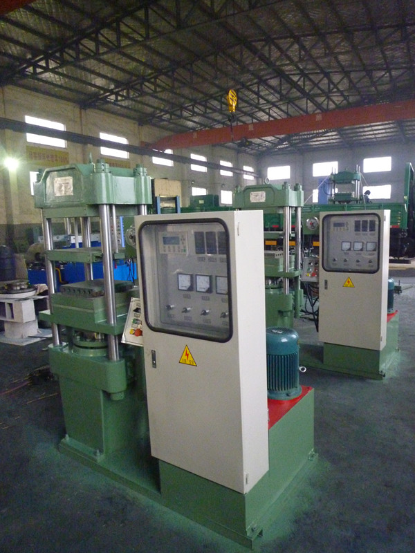 63T Silicon Rubber Molding Press Machine