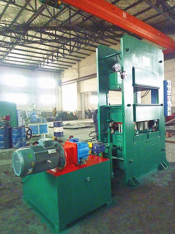 400T Rubber Molding Press Machine