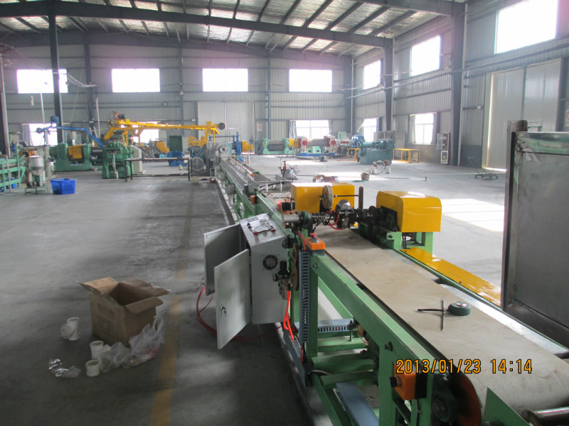 Butyl Inner Tube Production Line,Butyl Inner Tube Machine