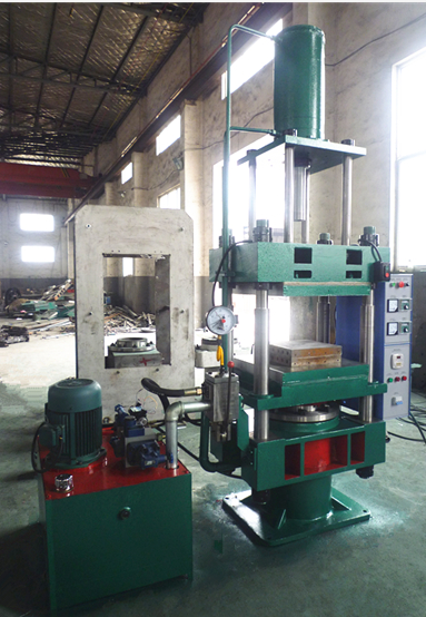 160T Rubber Injection Moulding Press Machine