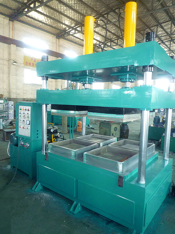 50T Rubber Hydraulic Press Machine For Rubber Tiles