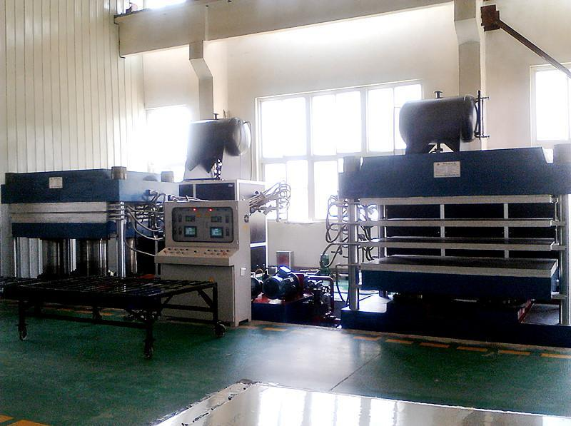 Engineering Rubber Molding Press Machine