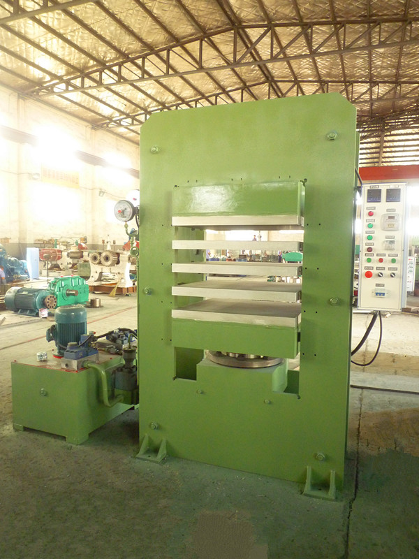 160T Rubber Molding Press Machine