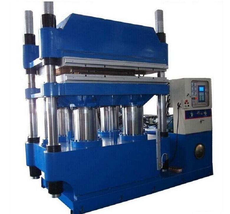 800T Automatic Rubber Molding Press Machine