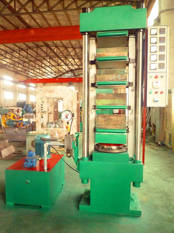 130T Hydraulic Rubber Molding Press Machine