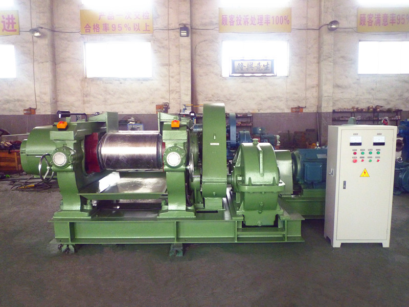XKP-450 Rubber Crusher Mill Machine