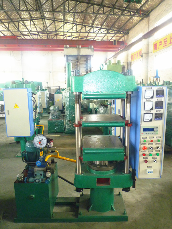 PC Automatic Rubber Press