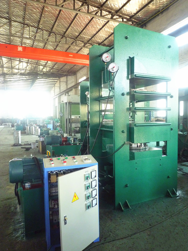 XLB-800x1200x3/2.50MN Rubber Molding Press Machiine