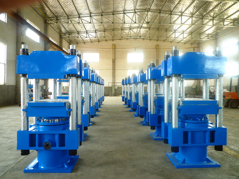 200T Rubber Molding Press