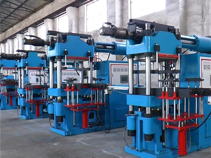 Fully Automatic Rubber Injection Molding Machine