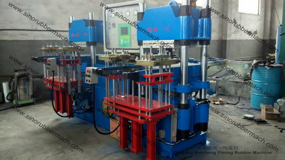 Rubber Compression Molding Machine