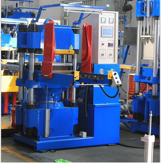 100T Rubber Molding Press with table 400*400