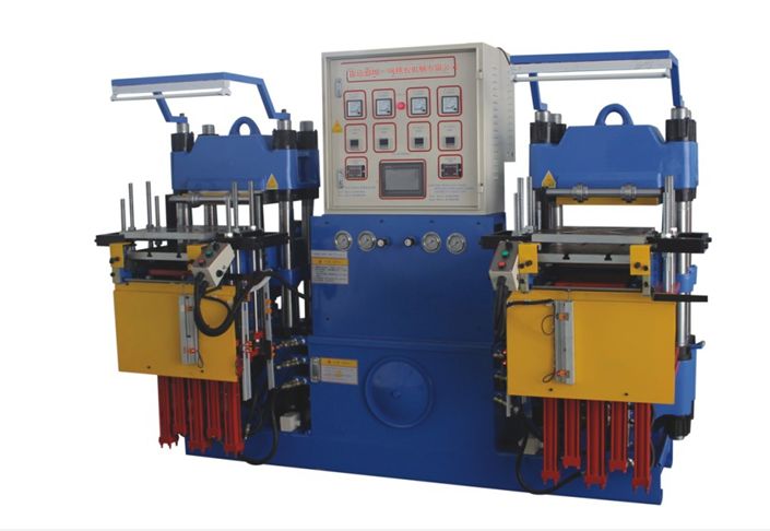 200T Rubber Molding Press Machine with 4-RT