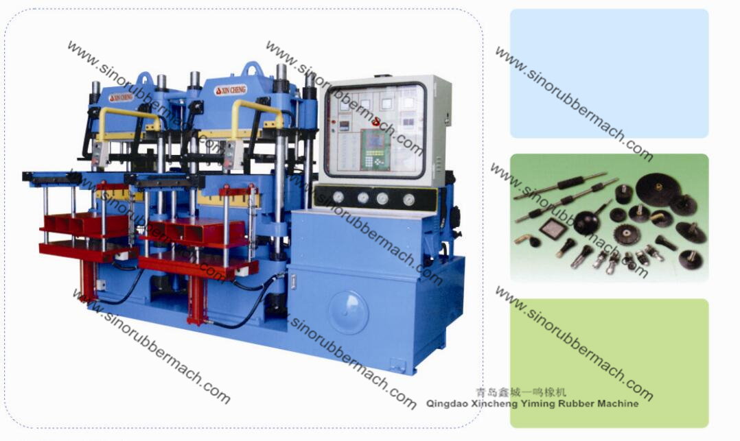 Tire Valves Hydraulic Molding Machine