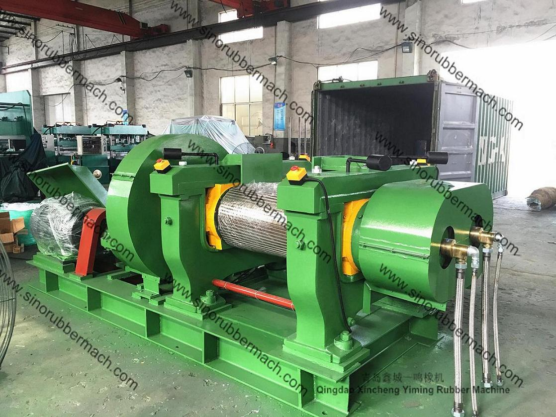 XKP-450 Rubber Crusher Mill