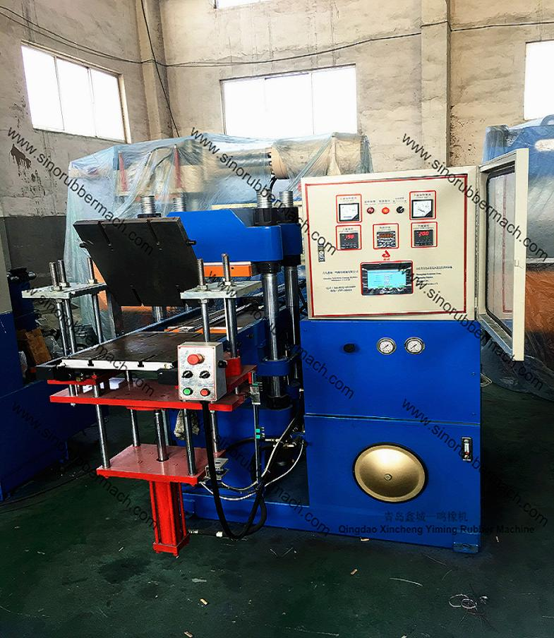 100T 2RT Rubber Molding Press