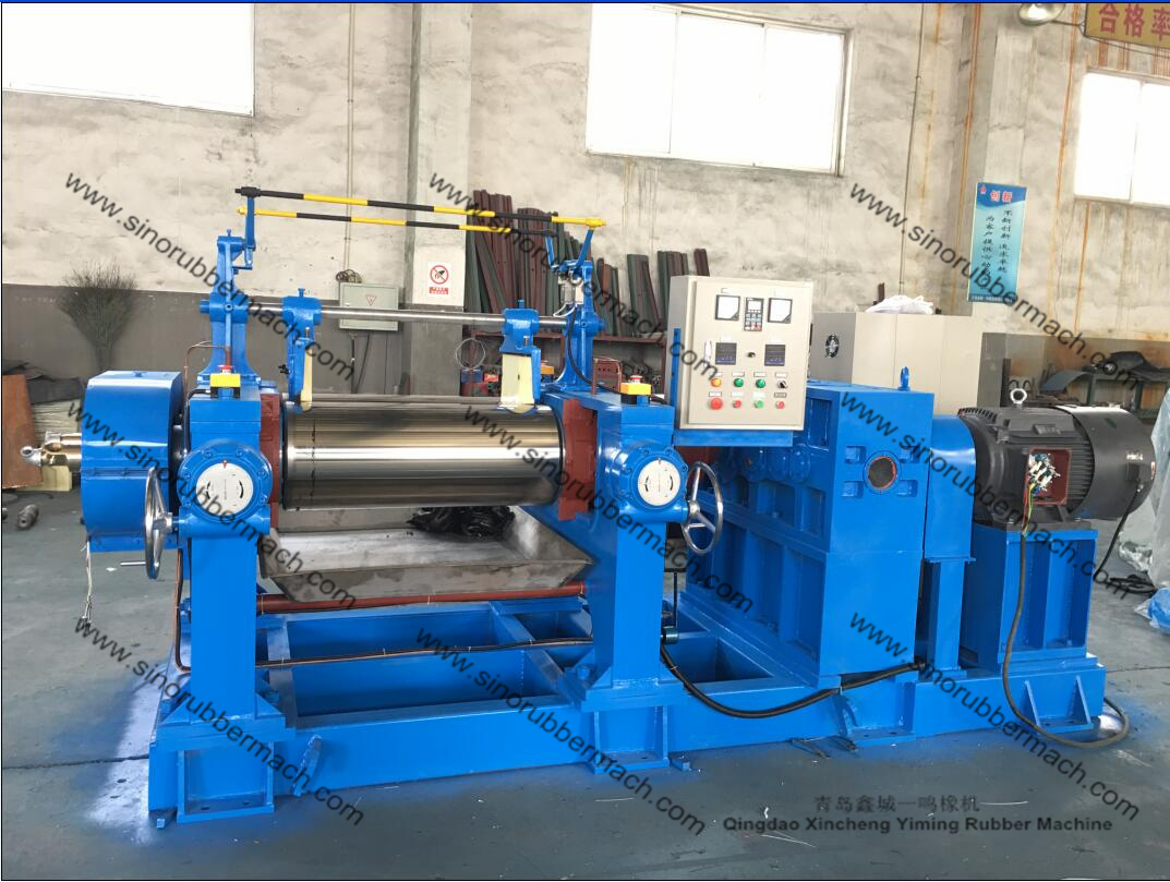 12 INCH Open Rubber Mixing Mill Machine