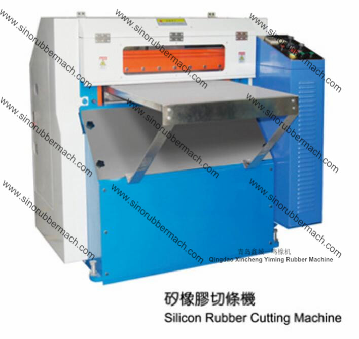 High Precision Silicone Rubber Cutting Machine
